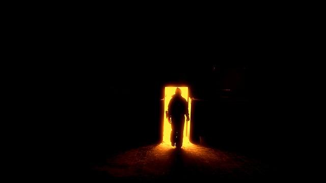 dveře