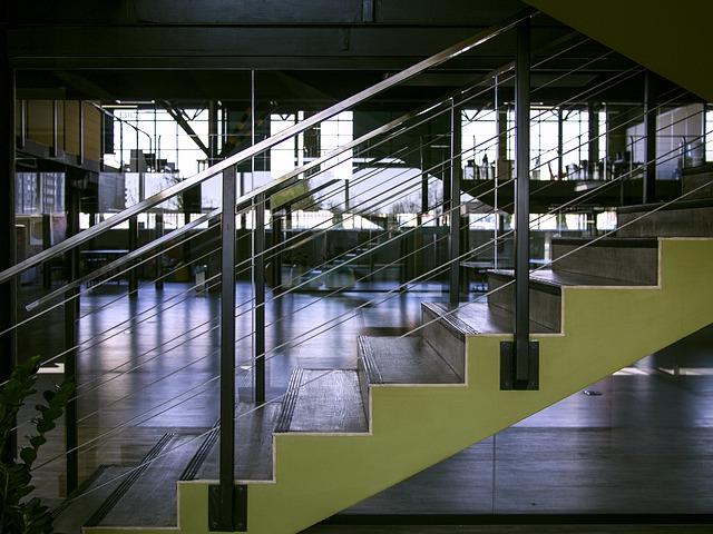 schody nerez