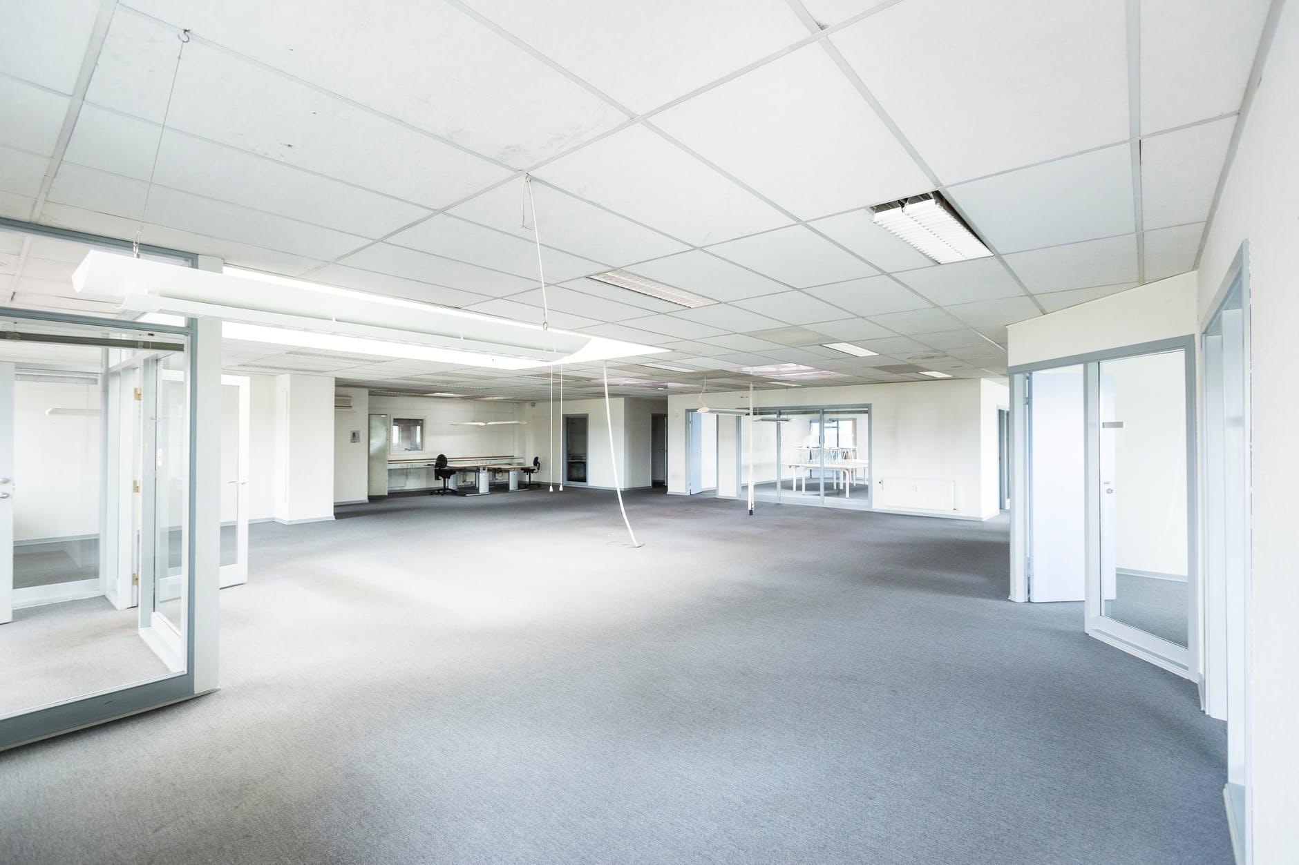 priestranný interiér